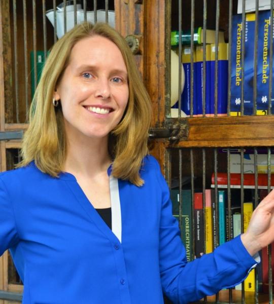 mr. Ilona Gerritsen-Webbers – NIVRE Register-expert personenschade