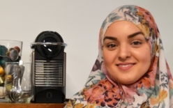 Nadia Zaabat-Kaddouri - Secretarieel medewerker 1