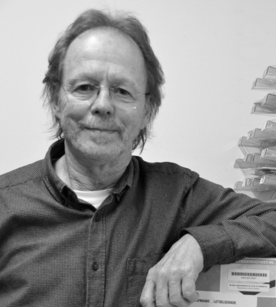 Pieter Lammerts – Administratief medewerker